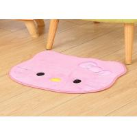 polyester  Wholesale factory home design hello kitty  printed area rugs Manufactures