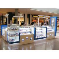 Nice Modern Design Cell Phone Display Case / Mobile Phone Shop Display Counters Manufactures