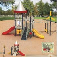 2011 Outdoor Playground Castle Series (KQ9113A) Manufactures