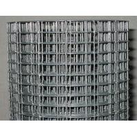 Oxidation Resistant PVC Coated Welded Wire Fencing 1 Inch Square Wire Mesh Manufactures