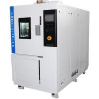 -60~+150℃ Fast Temperature Cycling Programmable Rapid Change Rate Temperature Test Chamber Manufactures