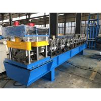 With Film System Ridge Cap Roll Forming Equipment Drive by Chain 0-15m/min Manufactures