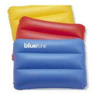 Inflatable rectangular pillow for travel and car ride Manufactures