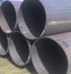 ERW balck welded steel pipe Manufactures