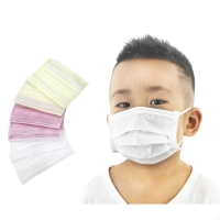 3 Layers Disposable ISO Child Respirator Mask Manufactures