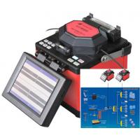 High Resolution LCD FTTH Fiber Optic Splicing Tools With USB And VGA Ports Manufactures