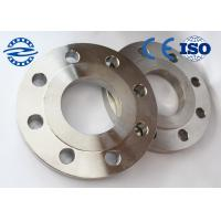 RF Sanitary Stainless Steel Pipe Flange 304 316L For Extractor Products Parts Manufactures