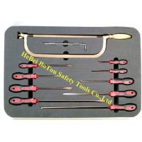 Quality Non Magnetic EOD Tool Kit 36 pcs By Copper Beryllium AA01-36 for sale