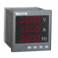 72*72mm Digital Multifunction Meter  Liquid Crystal Display Local Data Query Manufactures