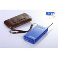 Indoor EST-101J Bug Camera Detector / Wireless Signal Detector 100-5800MHZ Manufactures