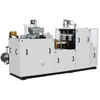 8 Kw 170-450 Gsm Bigger Paper Cup Making Machine With Photocell Detection