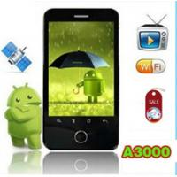 Android Smart phone Star A3000+  Android 2.2 OS 3.2 inch Capative Screen Manufactures