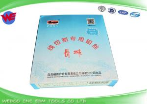 High Strength 0.18mm Wire EDM Consumables Greatwall EDM Molybdenum Wire Manufactures