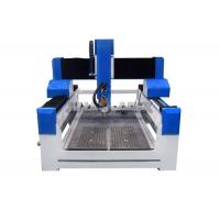 China Z Axis 4 X 8 ATC CNC Router Machines 800mm For 3D Stone Engraving Low Powper Consumption on sale