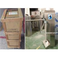 Vertical Rfid Card Half Height Turnstiles For School , Bus Station And Gym Manufactures