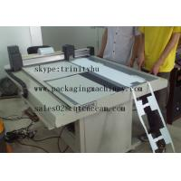 roll material paper sticker hanging cutting small production making machine Manufactures