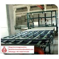 China Building Wall Polyurethane Sandwich Panel Production Line High Automatic Degree on sale