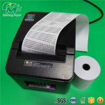 Black Image Cash Register Thermal Paper Rolls Black Image Grade A Level High Brightness Manufactures