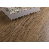 China Ultra Durable SPC Rigid Core Vinyl Plank Flooring Without Expansion / Contraction on sale