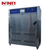 100L UV Lamp Accelerated Aging Test Machine for Temperature Shining Strength Humidity Manufactures