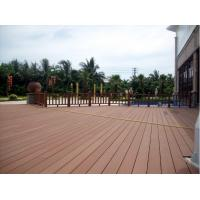 Outdoor Hollow Wpc Decking Decorate Board/Advertising Hollow Plastic Board Manufactures