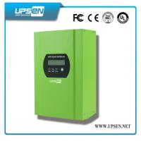 Automatic 40A 50A 60A Solar Charger Controller 12V /24V /48V Manufactures