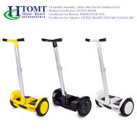 China Dustproof 2 Wheel Self Balancing Scooter 36V 4.4AH Lithium Battery on sale