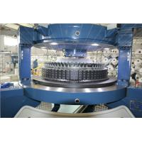 China High Speed Double Jersey Circular Knitting Machine 11'' - 44'' Diameter on sale