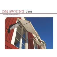 China outdoor drop arm window awnings on sale
