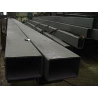 Engineering Special Steel Pipe CarbonSteel Rectangular Tubing With GB/T 19001-2008 Manufactures