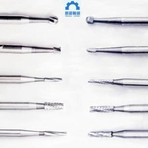 China Dental Lab tungsten steel burs /  Lab carbide burs / Tungsten carbide burs on sale