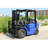 Mechanical manual 2.5t 3m Gasoline/Liquefied gas/Natural gas LPG Forklift with nice quilty and good price Manufactures
