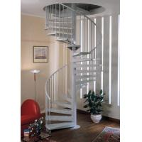 High quality carbon steel exterior stair design Manufactures