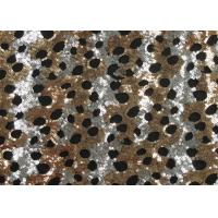High Tenacity Beaded Lace Fabric for Bedding & Home Textile CY-XP0006 Manufactures