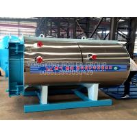Industrial Natural Gas Hot Water Boiler Horizontal Fire Tube Boiler For Green House Manufactures
