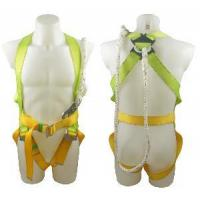 Safety Harness - 1 D Ring W/Lanyard, Model# DHQS050 Manufactures