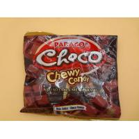 Strong Cube Shaped Chewy Milk Candy / Candies Choco Flavors Fast Shipment Manufactures