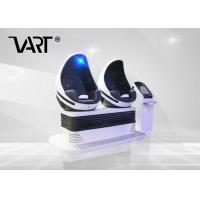 China 360 Degree Virtual Reality Cinema Simulator Egg Chair For 9D VR System on sale
