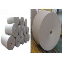 Smoothy surface Grey Paper Roll used for lamination with different paper board Manufactures