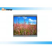 China HD Slim Resistive Touch Monitor , Industrial Touch Screen Panel for Advertising on sale