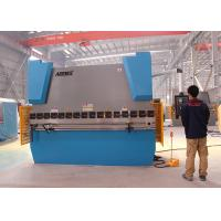 Automatic 3200MM 200 Ton Press Brake , NC Accurl Press Brake Hydraulic Bending Machine Manufactures