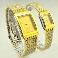 Valentines Day Gifts Metal Men And Women Watches , Water reistant Manufactures