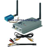 2.4GHz 100mW wireless AV transmitter receiver Manufactures