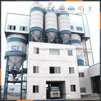 Wall Putty Powder Dry Mortar Production Line Full Automatic Sand Mortar Plant Manufactures