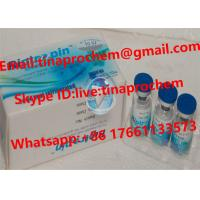 Hgh Human Growth Hormone Riptropin 99.9% white powder injectable human growth hormone Manufactures