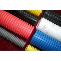 China Single Wall Plastic Pipe Extrusion Machine Rigid Pvc Pipe Plant Various Machine Color on sale