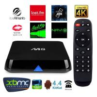 In Stock M8 Android Tv Box Amlogic AML-S802 Mali 450 8 Core GPU xbmc 1080p android box Manufactures