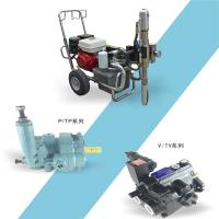 ITTY OEM hydraulic pump for Graco Painting Machine Engine Hydraulic Piston Pump Airless Paint Sprayer Manufactures