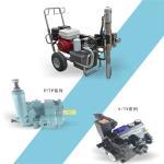 TV15 piston pump for Spray Paint Machine spray paint piston pump TV15-A3-L-L-01 Manufactures