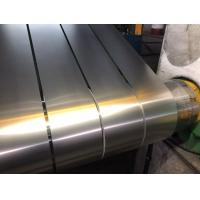 Industrial Metal Aluminum Alloy Strip High Machining Precision AA5052 / AA5182 Manufactures
